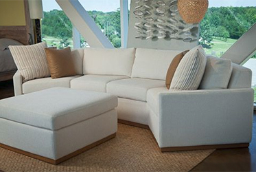 Angled Earth Designs Sectional Sleeper